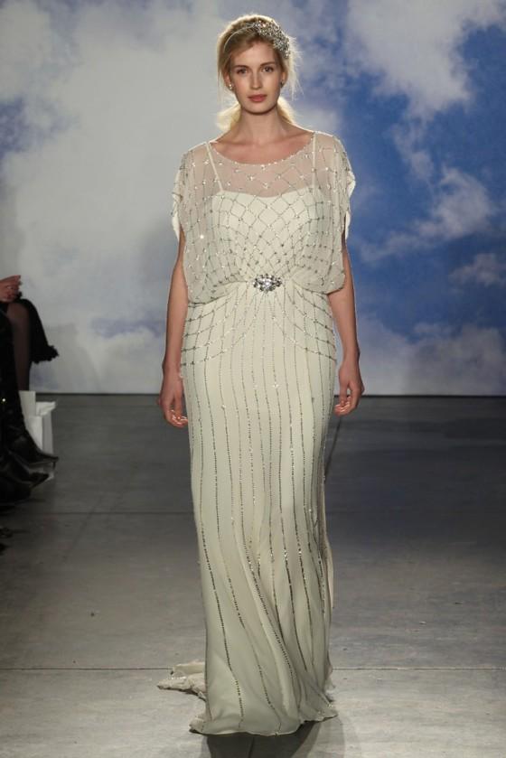 301aafc300d Υπήρχαν πάρα πολλά υπέροχα φορέματα σ' αυτή συλλογή της Jenny Peckham,  ωστόσο υο αγαπημένο μας παραμένει αυτό το πανέμορφο ανάλαφρο φόρεμα από  σιφόν και ...